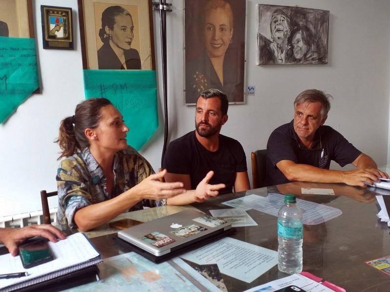 Photo of Continúa el debate sobre la urbanización en Dunamar