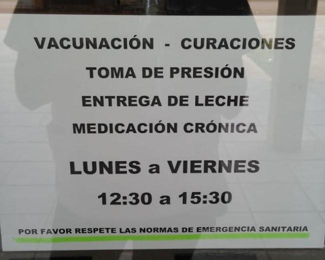 Photo of Nuevo protocolo de atención ante la emergencia sanitaria en el Hospitalito