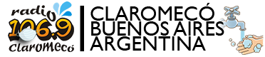 Radio Claromecó | 106.9MHz Logo