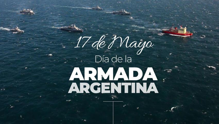 """Photo of El 17 de mayo se conmemora el """"Día de la Armada"""" en homenaje a Guillermo Brown"""