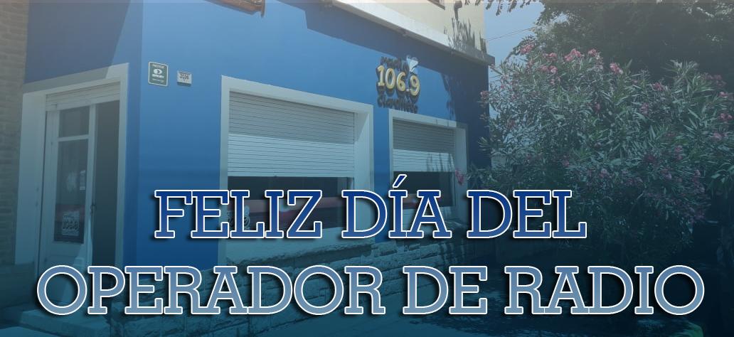 Photo of Feliz día del Operador de Radio