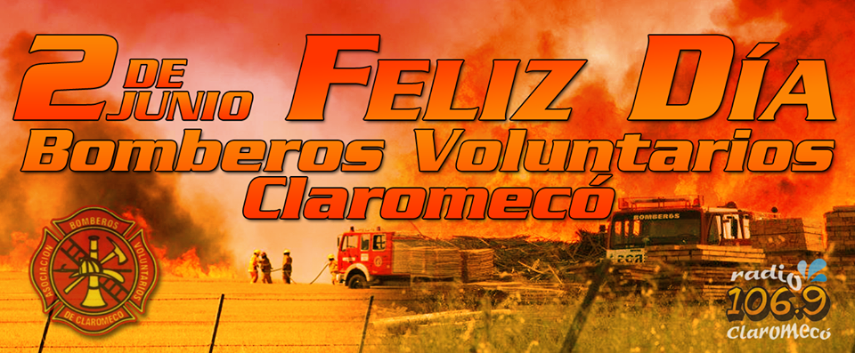 Photo of ¡Feliz día Bomberos Voluntarios!