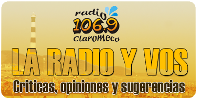 Radio Claromecó   106.9MHz – Desde Claromecó para todo el mundo