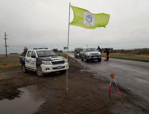 Síntesis de los controles en el acceso a Claromecó: Ingresaron 65 vehículos