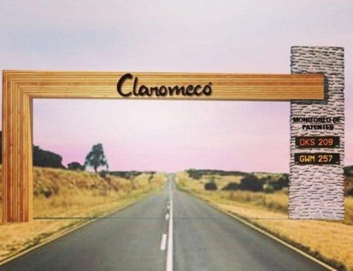 Posible diseño para el ingreso a Claromecó