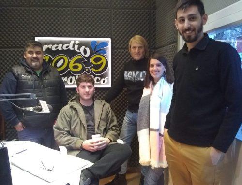 La Voz del Pueblo: 13° Aniversario de la FM 106.9 Radio Claromecó