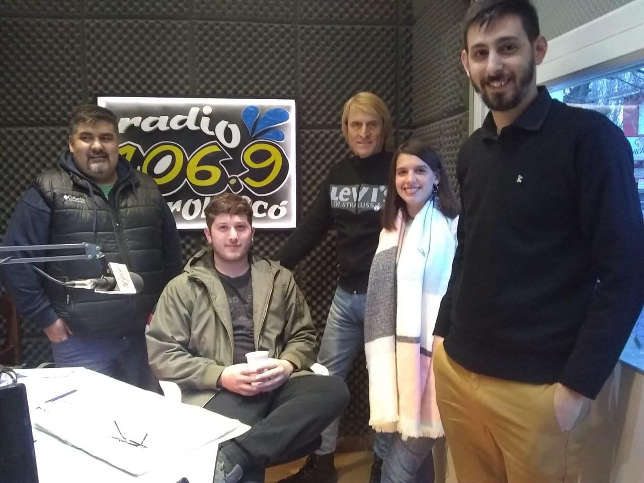 Photo of La Voz del Pueblo: 13° Aniversario de la FM 106.9 Radio Claromecó