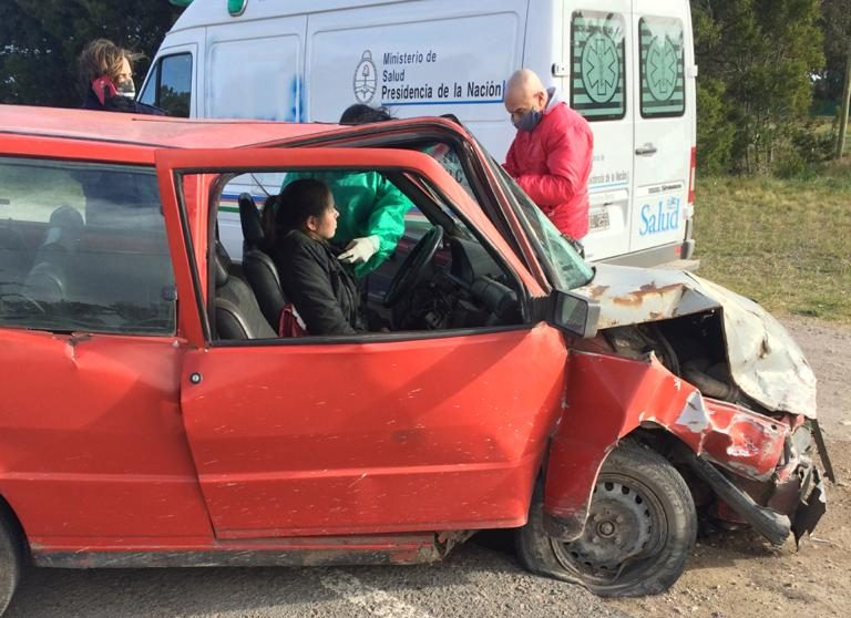 Photo of Accidente de tránsito en la Curva del Mozo