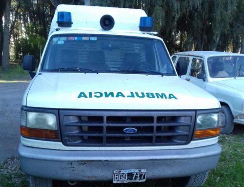 Accidente de moto en Dunamar