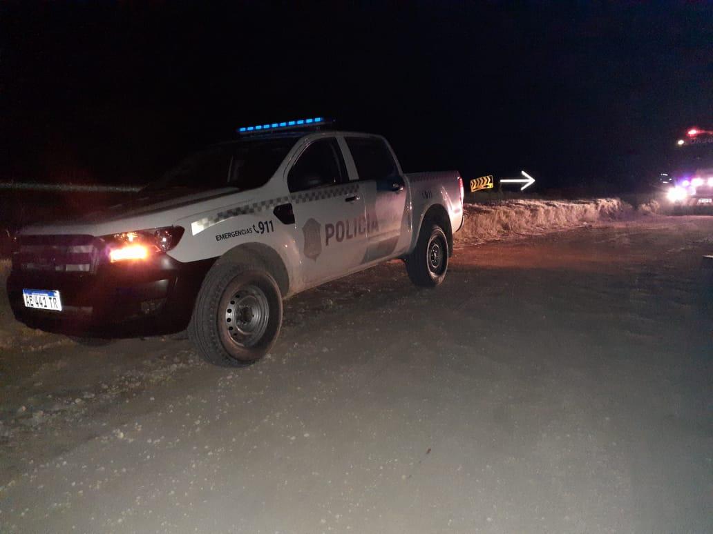 Photo of Accidente fatal camino a Balneario Orense