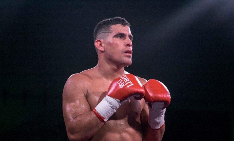Photo of Lemos, de albañil a promesa del boxeo argentino