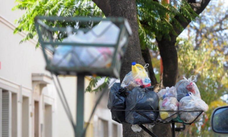 Photo of Cronograma de recolección de residuos durante el feriado