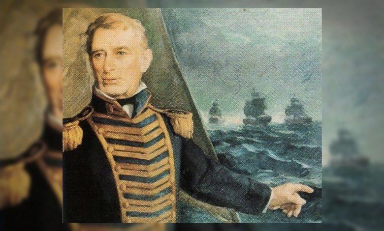 Photo of A 164 años de la muerte del Almirante Guillermo Brown
