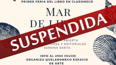 """Photo of Quedó suspendida la feria del libro """"Mar de libros"""""""