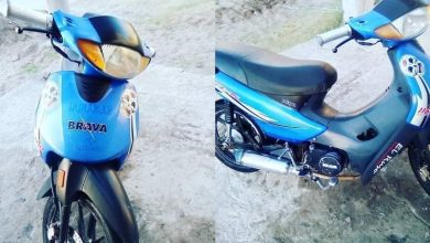 Photo of Continúa sin aparecer la moto robada el pasado viernes
