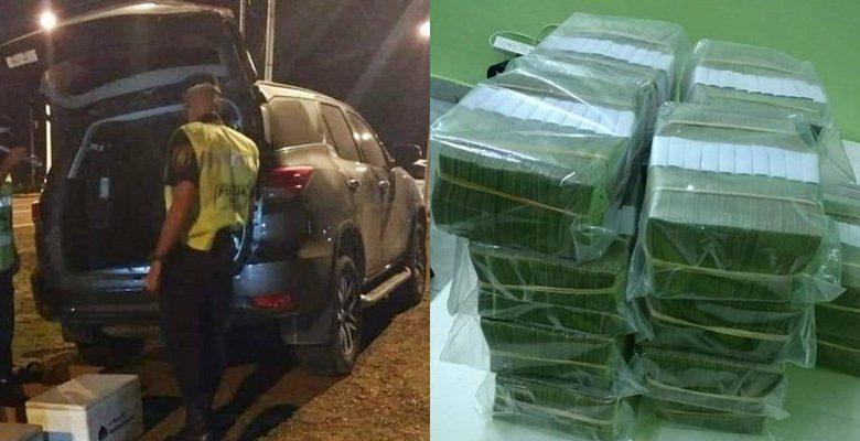 Photo of Detuvieron a un tresarroyense que trasladaba 28 millones de pesos en conservadoras