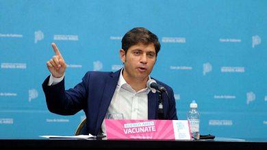 Photo of Kicillof dará detalles de las nuevas restricciones en la provincia de Buenos Aires