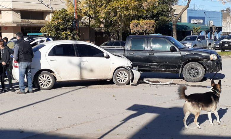 Photo of Accidente de transito sin heridos en Orense