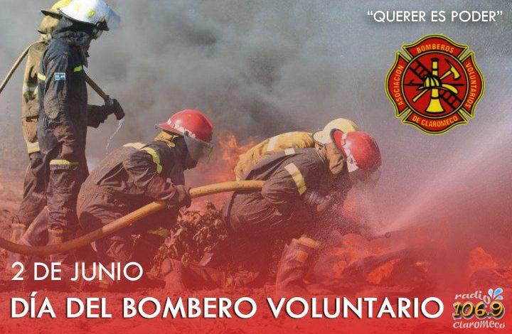 Photo of En el Día del Bombero Voluntario, comenzamos a conocer a los nuestros