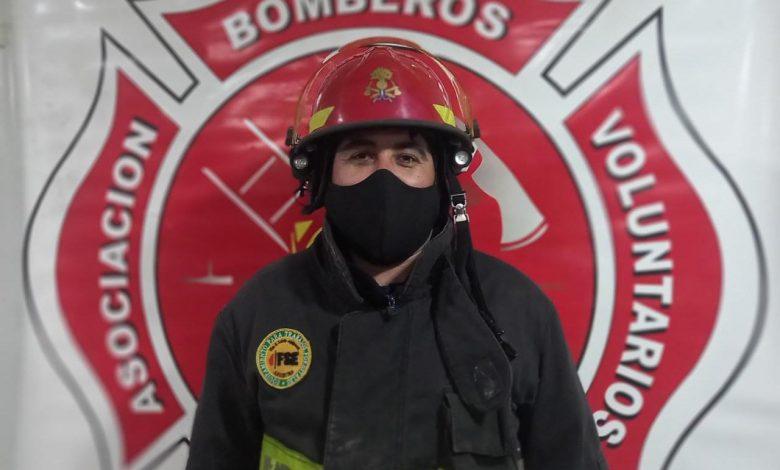 """Photo of Gastón Castro: """"Lo que me marcó fue el incendio de la Estación Forestal en el año 2014 y el accidente de Diego Lobos"""""""